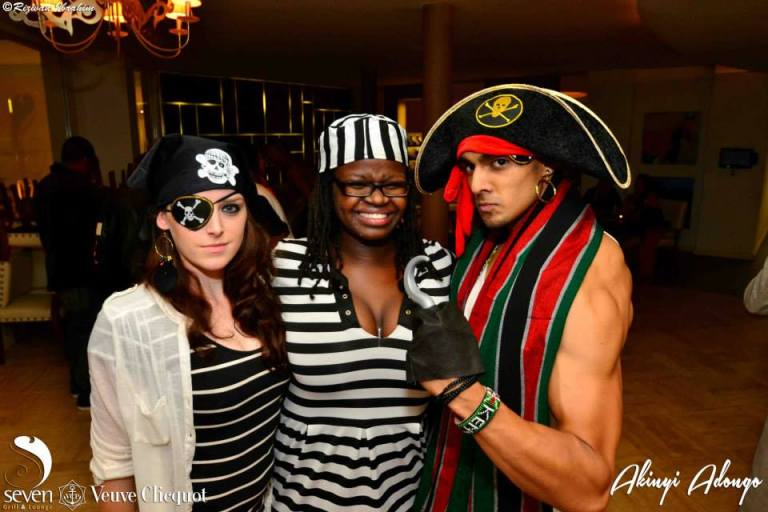 58.. Pirate Halloween Costume Party Nairobi Kenya Akinyi Adongo