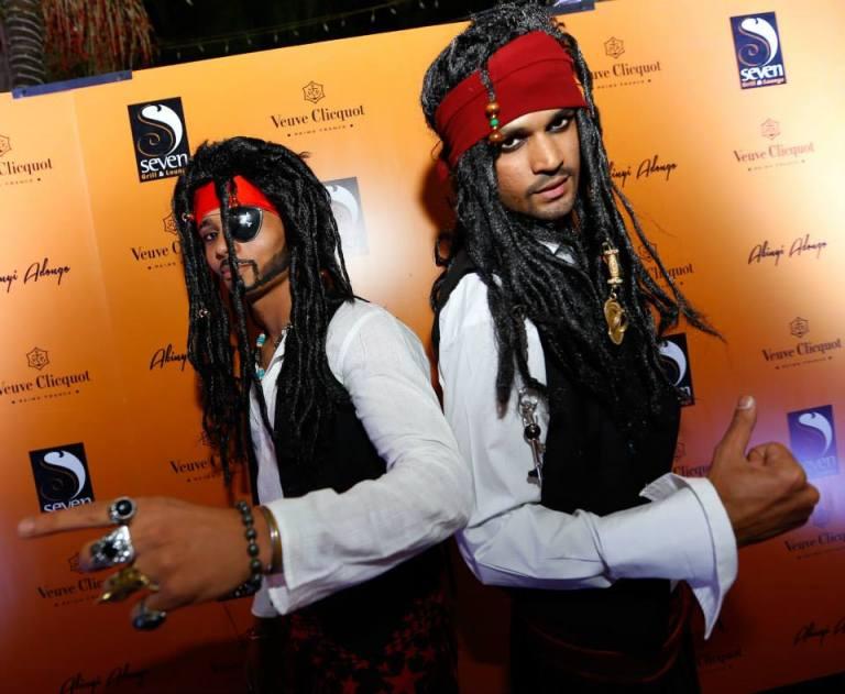 58... Pirate Halloween Costume Party Nairobi Kenya Akinyi Adongo