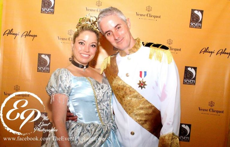 6. Cinderella and Prince Charming Halloween Costume Party Nairobi Kenya Akinyi Adongo