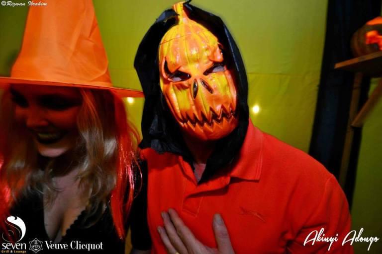 60. Pumpkin Halloween Costume Party Nairobi Kenya Akinyi Adongo