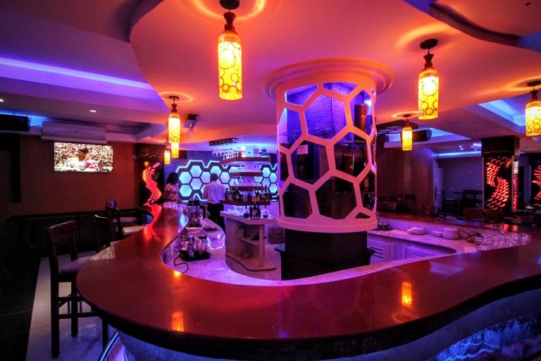 7 Club W Langata Nairobi Road Weston Hotel Akinyi Adongo