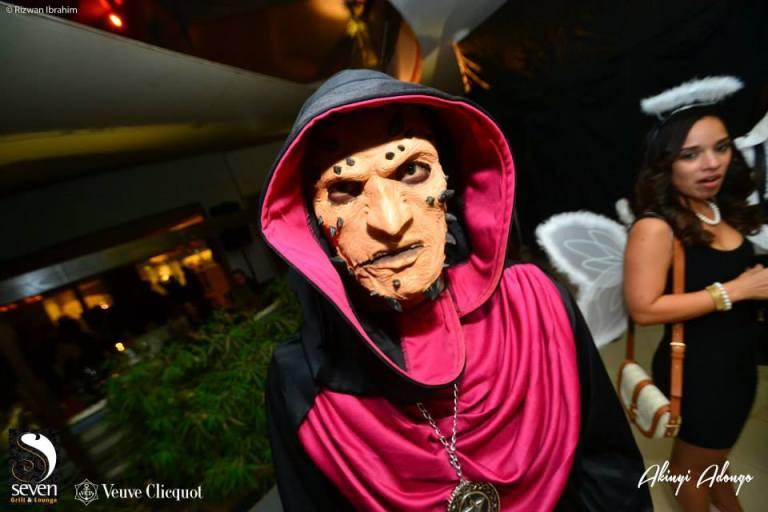 7. Demon Halloween Costume Party Nairobi Kenya Akinyi Adongo