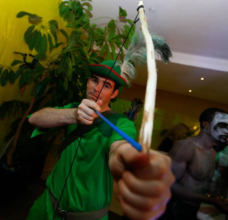 74. Link Halloween Costume Party Nairobi Kenya Akinyi Adongo