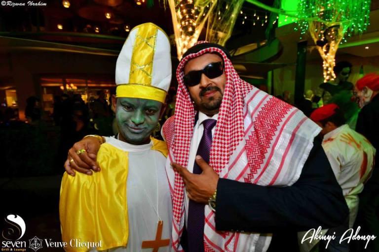 75. Halloween Costume Party Nairobi Kenya Akinyi Adongo