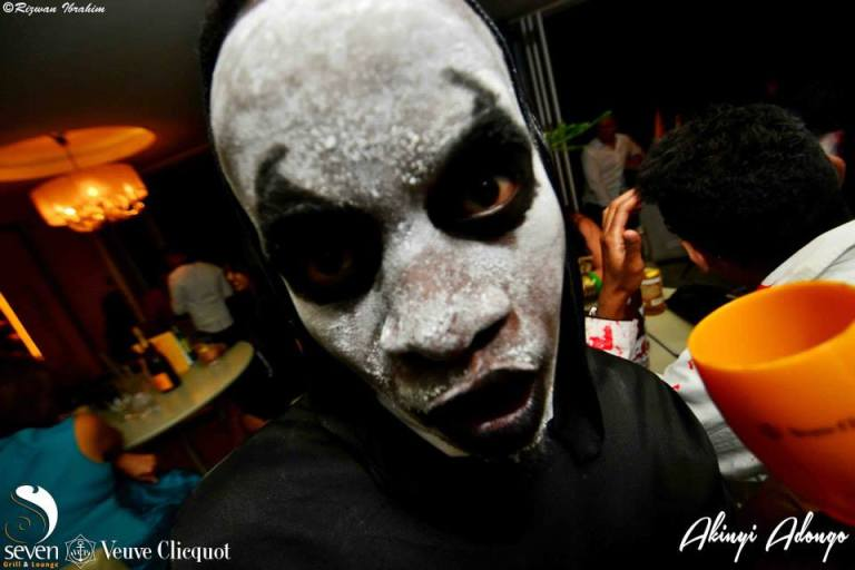 91.. Halloween Costume Party Nairobi Kenya Akinyi Adongo