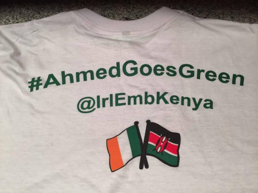 10 St Patricks Day Nairobi GoGreen4PatricksDay AhmedGoesGreen Irish Embassy 2016