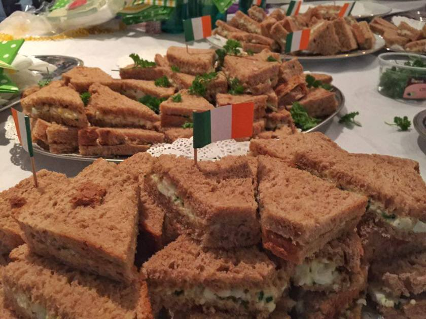 13 St Patricks Day Nairobi GoGreen4PatricksDay AhmedGoesGreen Irish Embassy 2016