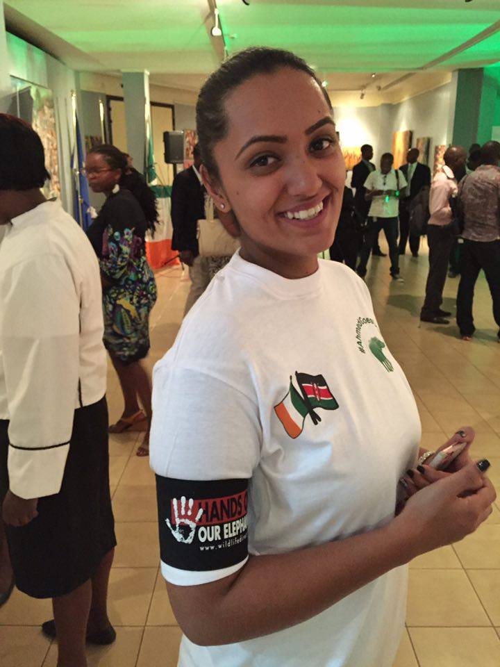 7 St Patricks Day Nairobi GoGreen4PatricksDay AhmedGoesGreen Irish Embassy 2016