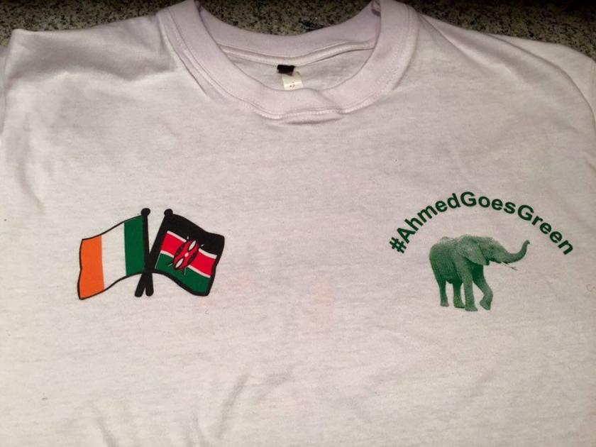 9 St Patricks Day Nairobi GoGreen4PatricksDay AhmedGoesGreen Irish Embassy 2016