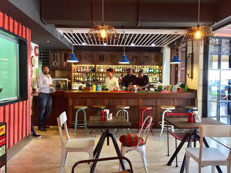 Nyama mama restaurant nairobi a daring reinvention of