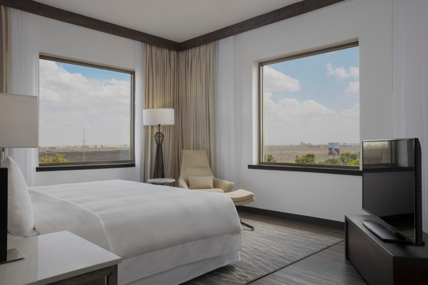 14 Four Points By Sheraton Nairobi Airport 31 Hotels in 31 Days Akinyi Adongo Executive Suite