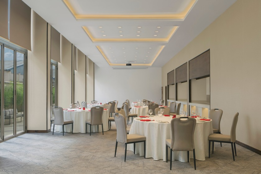 20 Four Points By Sheraton Nairobi Airport 31 Hotels in 31 Days Akinyi Adongo Ballroom Set up