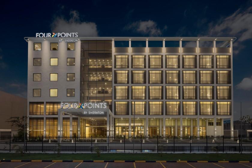 23 Four Points By Sheraton Nairobi Airport 31 Hotels in 31 Days Akinyi Adongo