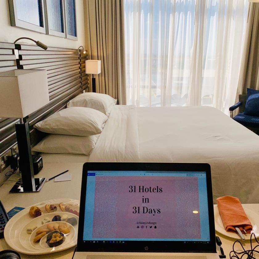 5 Four Points By Sheraton Nairobi Airport 31 Hotels in 31 Days Akinyi Adongo